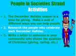 people in societies strand activities