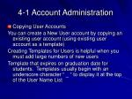 4 1 account administration
