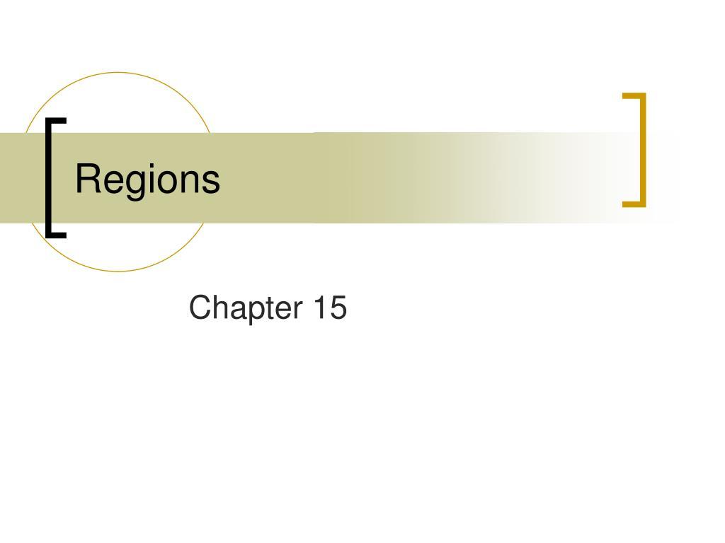 regions l.