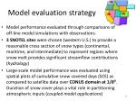 model evaluation strategy19