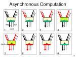 asynchronous computation