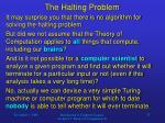 the halting problem25