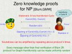 zero knowledge proofs for np blum gmw
