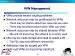 vpn management