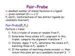 pair probe