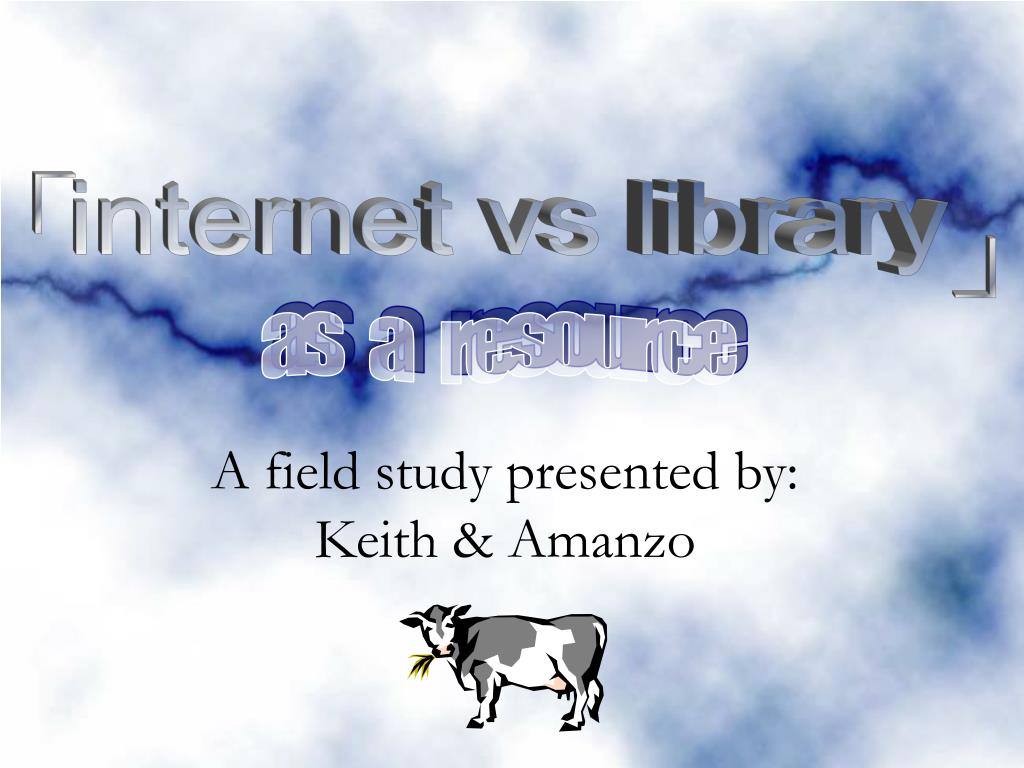 a field study presented by keith amanzo l.