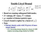 smith lloyd bound22