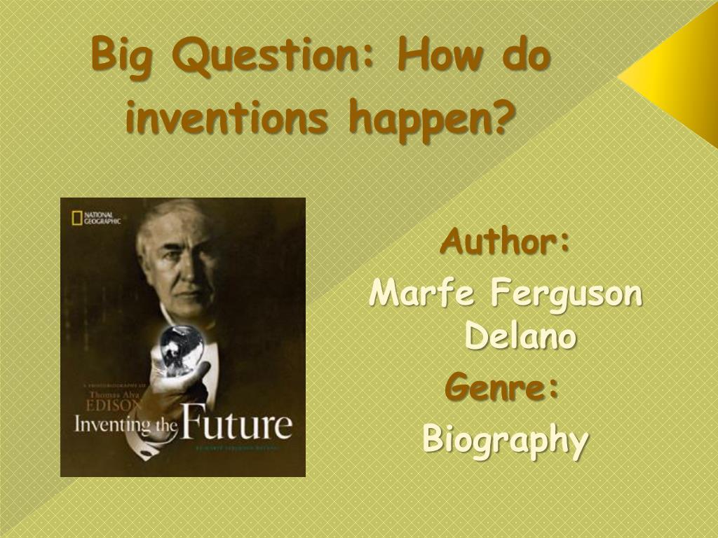 author marfe ferguson delano genre b iography l.