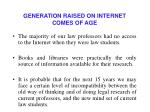 generation raised on internet comes of age4