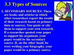 3 3 types of sources25
