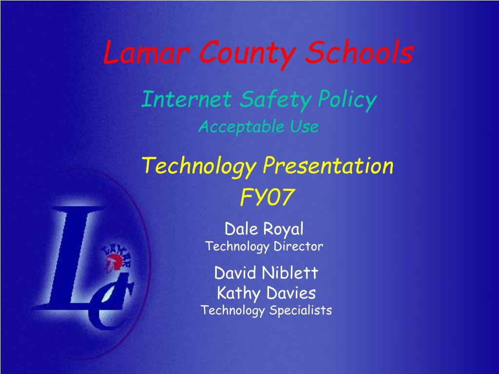 lamar county schools l.