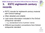 3 estc eighteenth century records