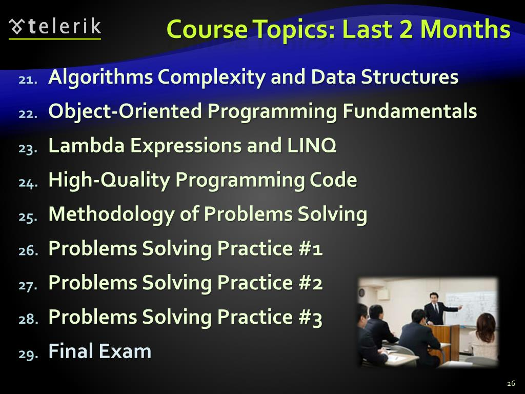 PPT - Fundamentals of C# Programming Course PowerPoint