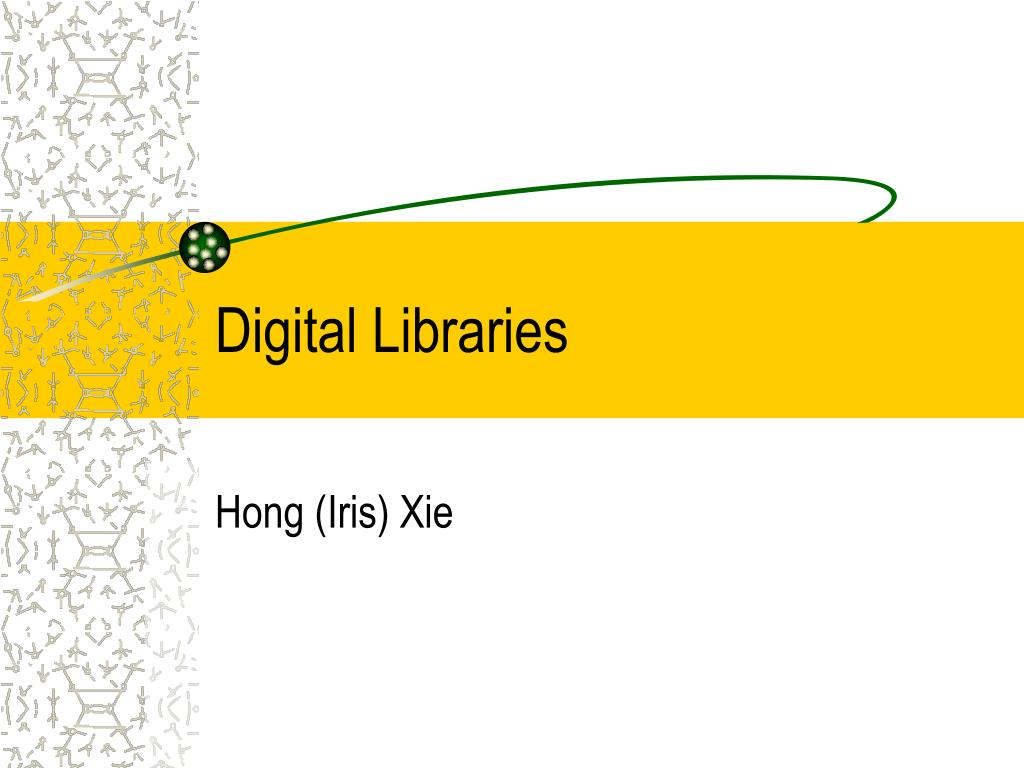 digital libraries l.