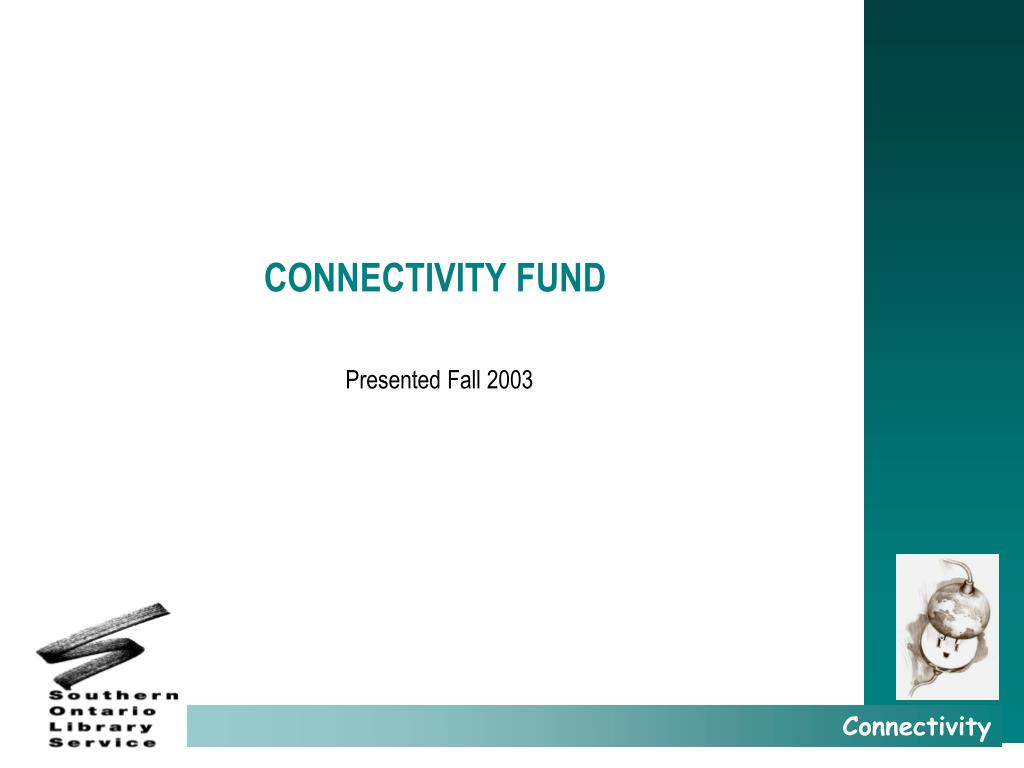 connectivity fund l.