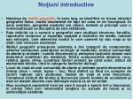no iuni introductive