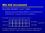 min bid increment3