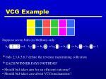vcg example