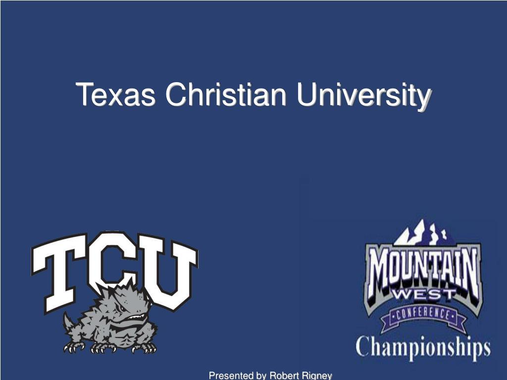texas christian university l.