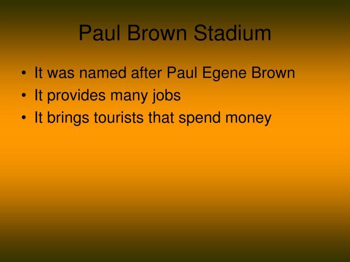 Paul brown stadium3