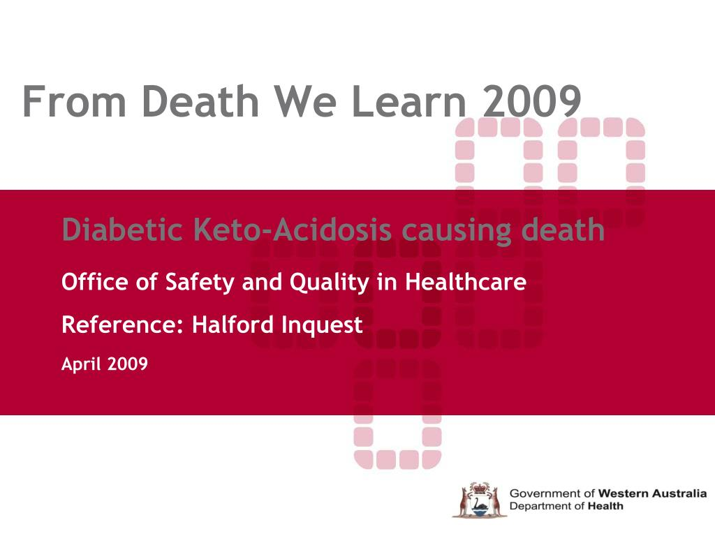 from death we learn 2009 l.