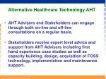 alternative healthcare technology aht6