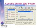 combine answer sets process50