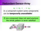 redundant sensor array1