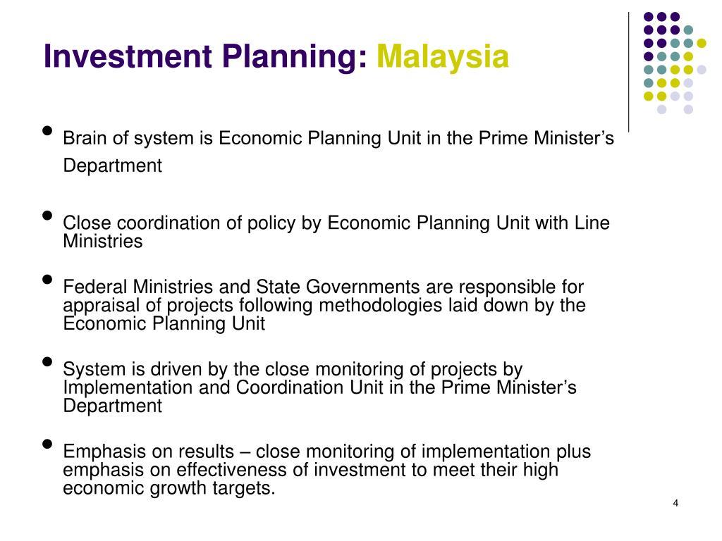 Investment Planning: