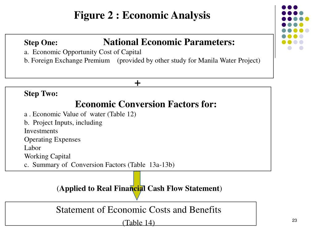 Figure 2 : Economic Analysis