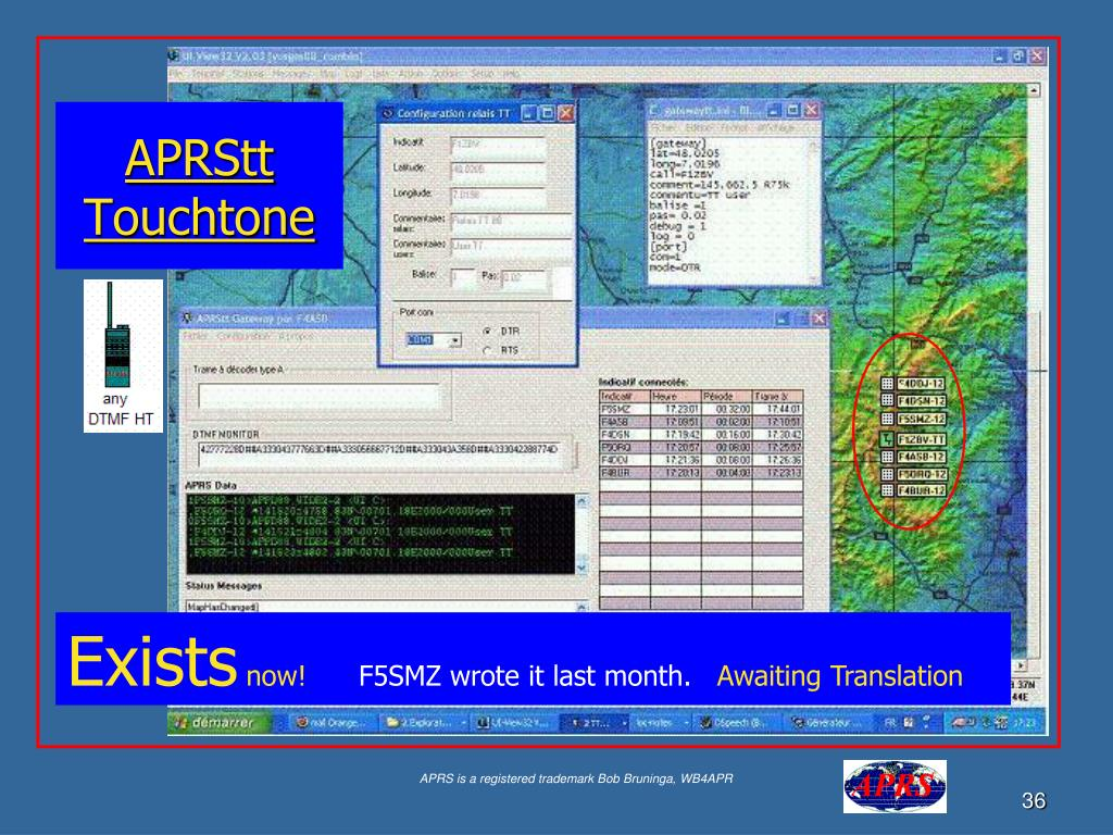 APRStt Touchtone