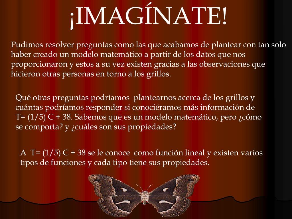 ¡IMAGÍNATE!