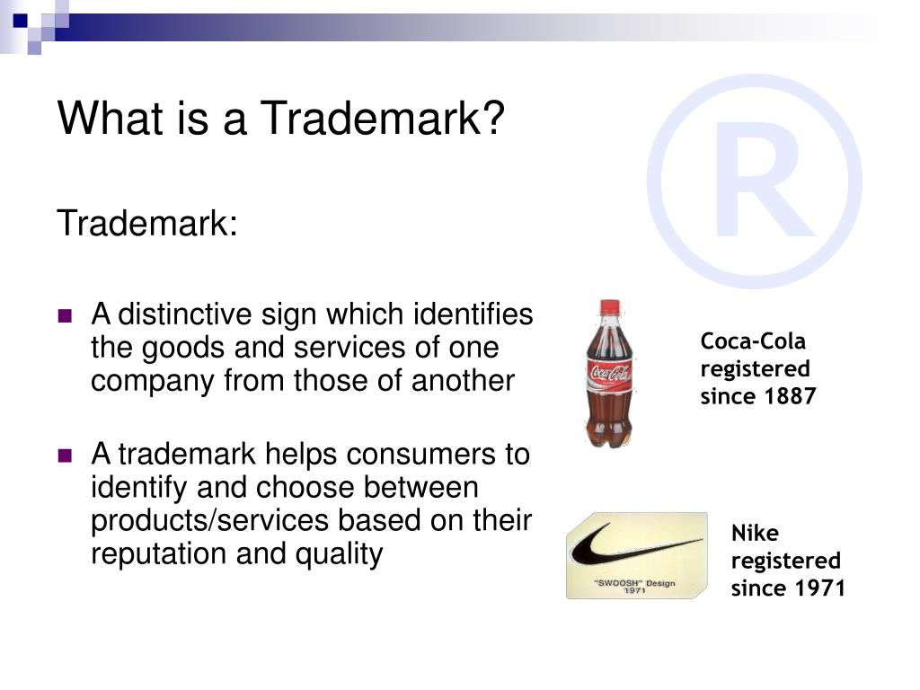 what is a trademark l.