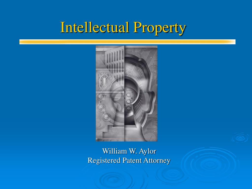 intellectual property l.