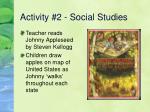 activity 2 social studies