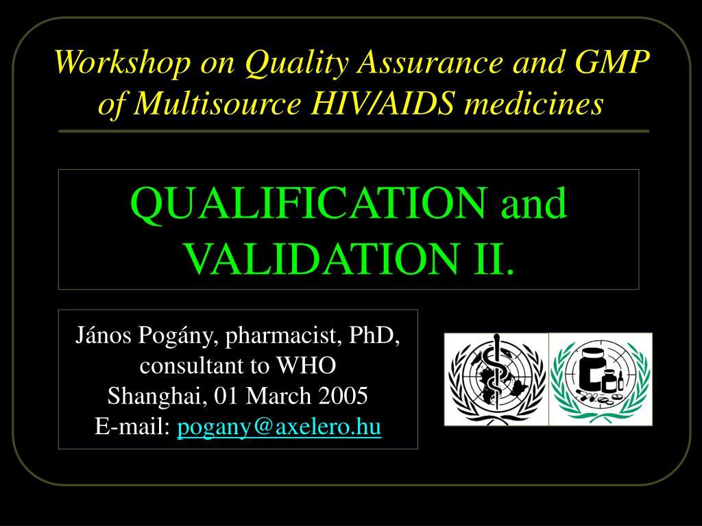 j nos pog ny pharmacist phd consultant to who shanghai 01 march 2005 e mail pogany@axelero hu l.