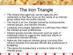 the iron triangle21