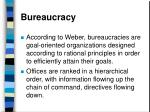 bureaucracy21