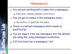 namespaces2