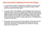 job evaluation campaign in the philippines3