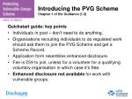 introducing the pvg scheme chapter 1 of the guidance 1 2