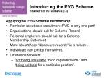 introducing the pvg scheme chapter 1 of the guidance 1 3
