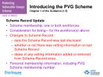 introducing the pvg scheme chapter 1 of the guidance 1 5