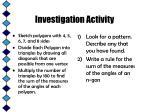 investigation activity