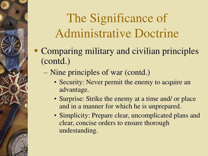 significance of doctrine Doctrine (gk didaskalia [didaskaliva])act of teaching or that which is taught the use of the term in scripture, however, is broader than a simple reference to information passed on from one person to another or from one generation to the next.