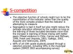 s competition