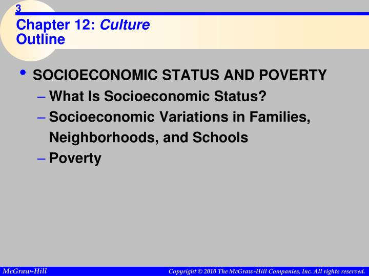 Chapter 12 culture outline3