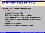 socioeconomic status and poverty24