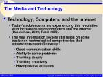the media and technology52