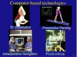 computer based technologies